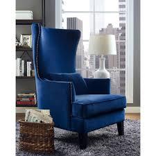 High Back Accent Chair High Back Accent Chair Emfurn