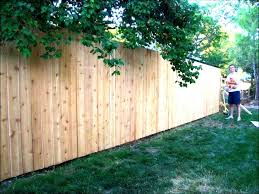 Decorations Outdoor Fence Decor Ideas Outdoor Fence Decorating