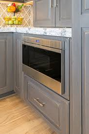 modern frameless kitchen cabinets from woodharbor feature malibu