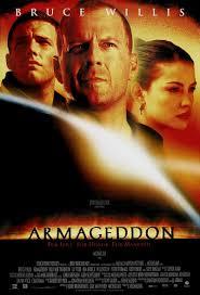 sinopsis film tentang hacker resensi review ulasan film amerika terlaris 1998 armageddon kiamat