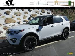 land rover discovery sport 2017 white 2016 yulong white metallic land rover discovery sport hse luxury