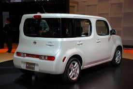nissan cube inside nissan cube car design news