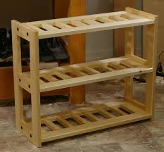 Wood Storage Rack Woodworking Plans by Shoe Rack Http Www Galoototron Com Tag Shoe Rack Home