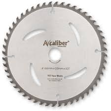 axcaliber contract 165mm tct saw blades circular saw blades