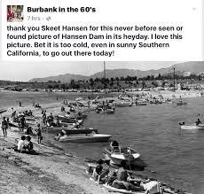burbank in 60 u0027s fernando valley history pinterest