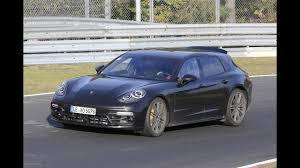 Porsche Panamera Hatchback - 2017 porsche panamera shooting brake youtube