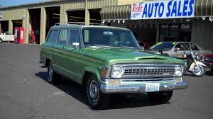 1970 jeep wagoneer for sale 1970 jeep wagoneer 4x4 sold youtube