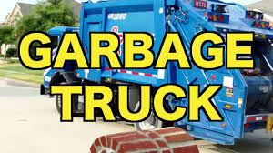 watch monster truck videos online free garbage truck song for kids garbage truck videos for children