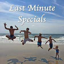 topsail island vacation rentals specials discounts ward realty