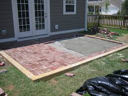 Patio Pavers For Sale by Reclaimed Patio I Have So Many Old Pavers Used Street Brick For