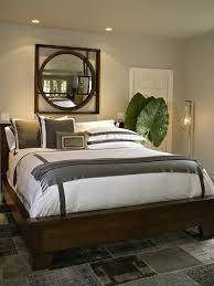 mirrored bed houzz