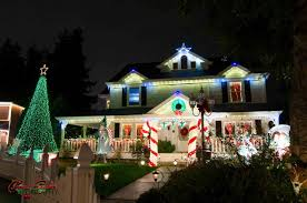 Christmas Lights House by Best Christmas Lights And Holiday Displays In Fremont Alameda County