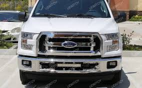 2013 f150 light bar how to install ford f 150 led light bar