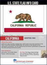 California State Flag California State Flag U2014 Custom Flag Company
