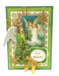 griffin christmas cards 228 best griffin angelic card toppers christmas cards images on