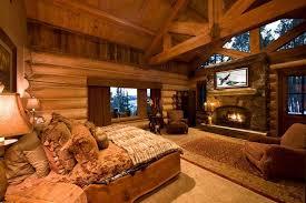 Cabin Bedroom Ideas Log Cabin Bedrooms Photos And Wylielauderhouse