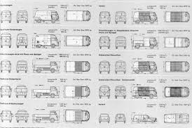 vw bus technical info