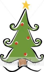 ornaments clipart whimsical pencil and in color