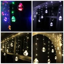 Curtain Christmas Lights Indoors Compare Prices On Lighted Christmas Window Decorations Online