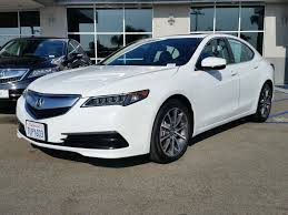 certified pre owned lexus san diego certified pre owned 2016 acura tlx 3 5 v 6 9 at p aws sedan in san