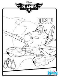 dusty crophopper coloring pages hellokids