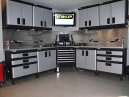 Garage Storage Cabinets Steel Garage Storage Cabinets Railing Stairs And Kitchen Design