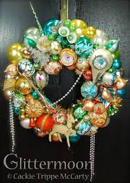 7 best images on wreaths vintage
