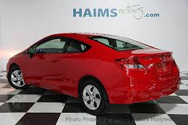 used honda civic 2013 2013 used honda civic coupe 2dr automatic lx at haims motors