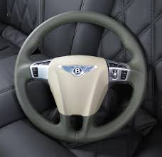 bentley steering wheel bentley gt 3 spoke steering wheel bentley conversions