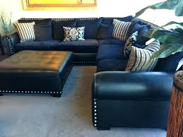 Decorating Ideas With Sectional Sofas Awesome Navy Blue Couches 75 About Remodel Living Room Sofa Ideas
