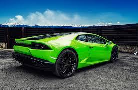 Lambo Truck Price Vilner U0027s Verde Mantis Lamborghini Huracan Should Brighten Your Day