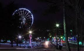 festival of lights niagara falls niagara falls on preparing for winter festival of lights wbfo