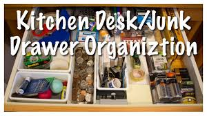 Kitchen Desk Organization Kitchen Desk Junk Drawer Organization Kitchen Series 2013