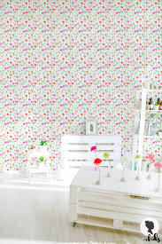 Watercolor Wallpaper For Walls by Watercolor Floral Wallpaper Traditional Or Removable
