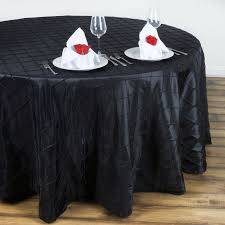 wedding table linens for sale round pintuck taffeta fancy tablecloth dinner wedding party buffet