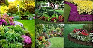 invisible flower bed edging ideas you don u0027t wanna miss