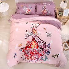 Giraffe Bedding Set Get Cheap Giraffe Bedding King Aliexpress Alibaba
