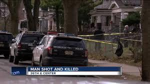 one dead in thanksgiving shooting in sherman park neighborhood