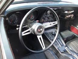 Custom Corvette Interior Late Corvette Summer 1972 Custom Corvette
