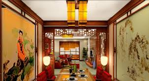 Two Modern Interiors Inspired By Traditional Chinese Decor by Oriental Home Decorating Thesouvlakihouse Com