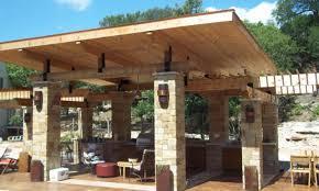 Apartment Patio Decorating Ideas by Pergola Ideas Deck Furniture Sweet Dark Wood Pergola Roof Gray