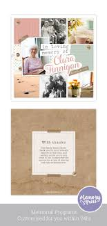 sle of funeral program 30 best funeral program templates images on graphic