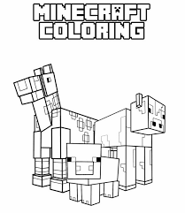 minecraft coloring pages kids ninja turtle coloring
