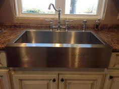 Drop In Farmhouse Kitchen Sink Kohler Vault Farmhouse Apron Front Stainless Steel 36 In 4