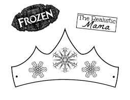 free printable crown templates virtren com