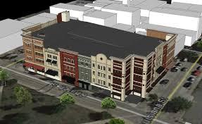 officials select site size for downtown mckinney parking garage parking garage