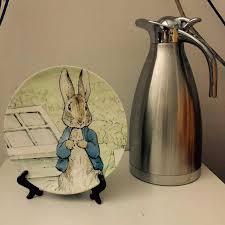 Rabbit Home Decor British Designer Beatrix Potter The Tale Of Peter Rabbit