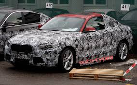 bmw 2 series coupe ready to be unveiled auto types