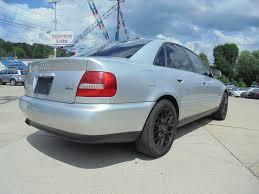 2001 audi a4 1 8t 2001 audi a4 awd 1 8t quattro 4dr sedan in cambridge oh ankrom auto