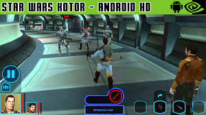 kotor android wars kotor gameplay nvidia shield tablet android 1080p